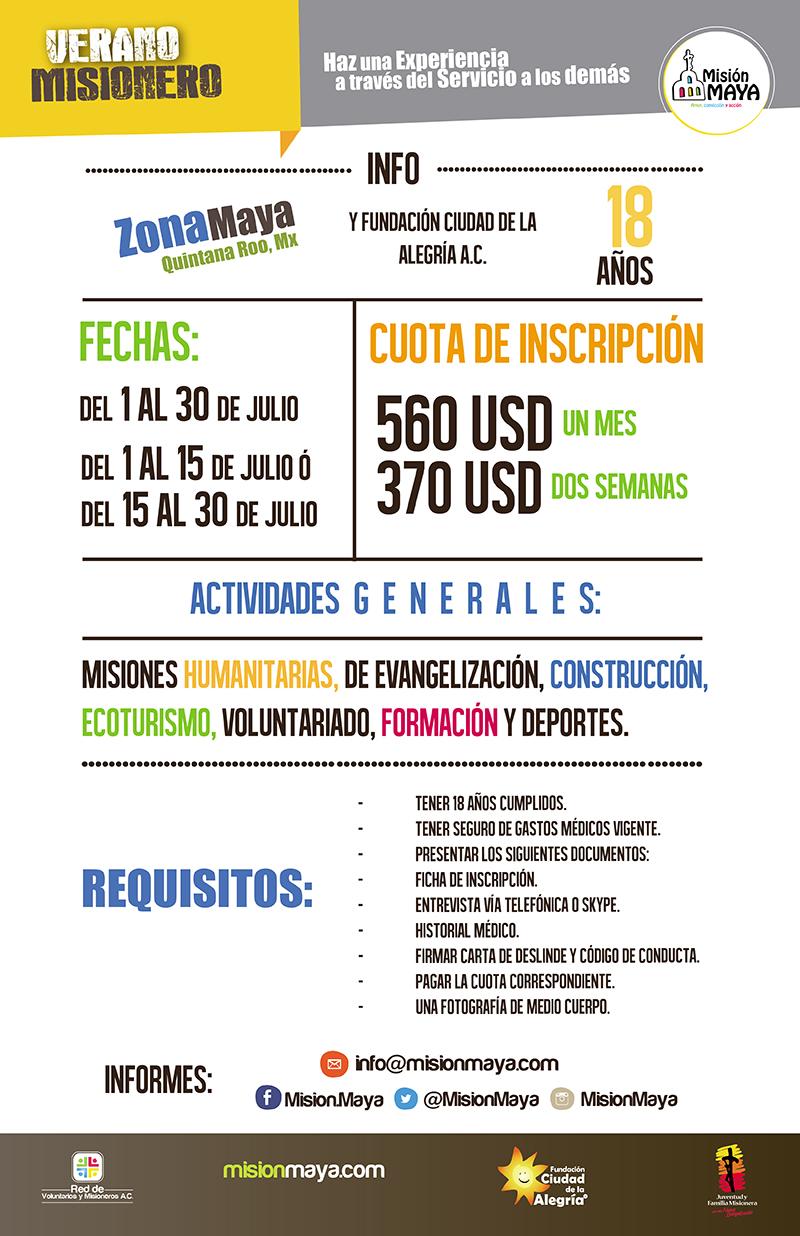 info general verano 2016